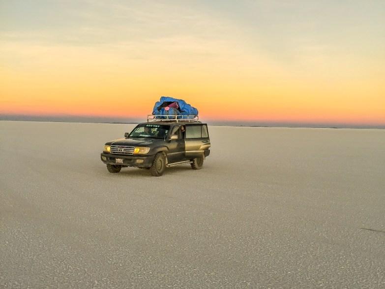 planejar uma viagem ao Salar de Uyuni