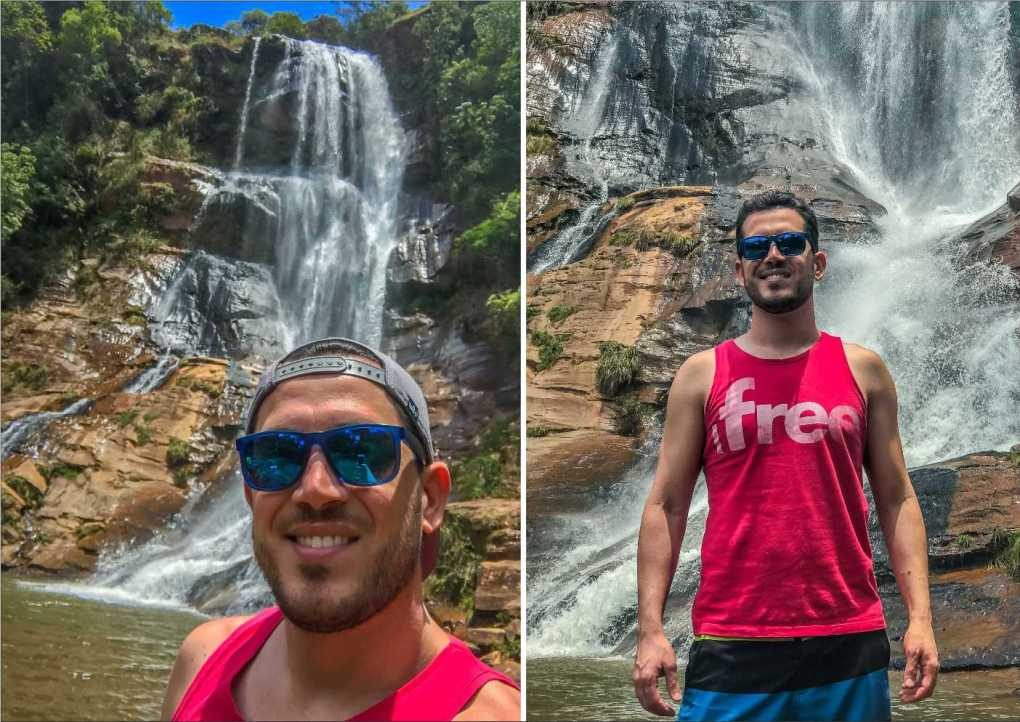 Cachoeira mais perto de Bh