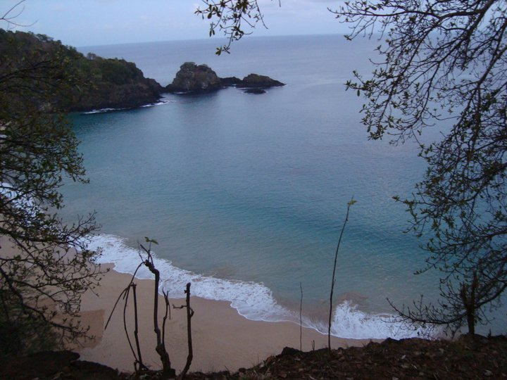 Praia do Sancho em Fernando de Noronha: entre as melhores do Brasil