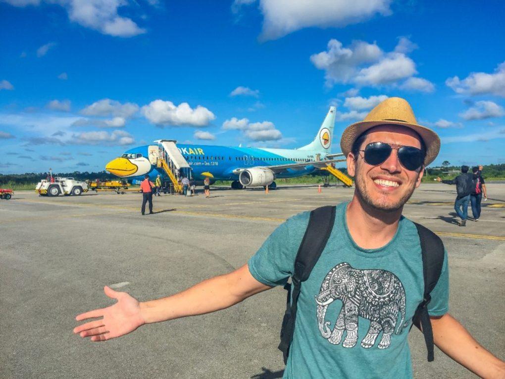 passagens aereas e voos baratos