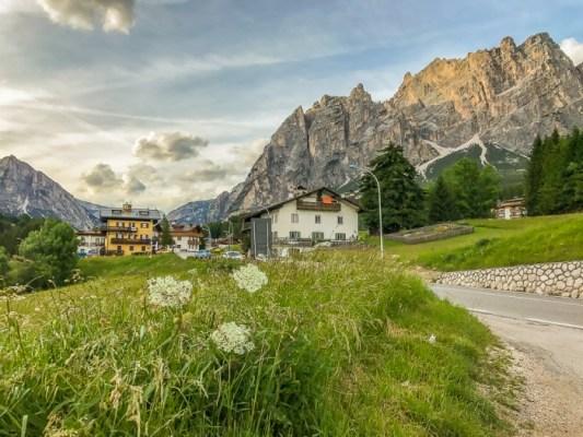Onde ficar nos Alpes Italianos