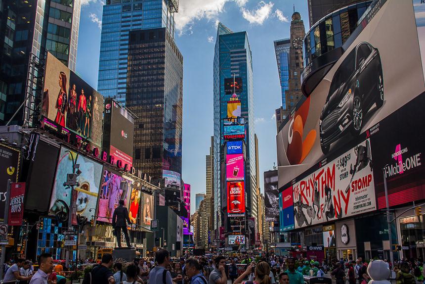 O que fazer em Nova York