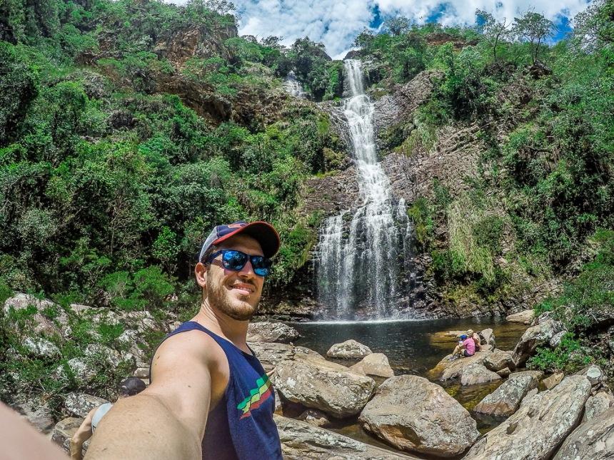 Cachoeiras na Serra do Cipó..