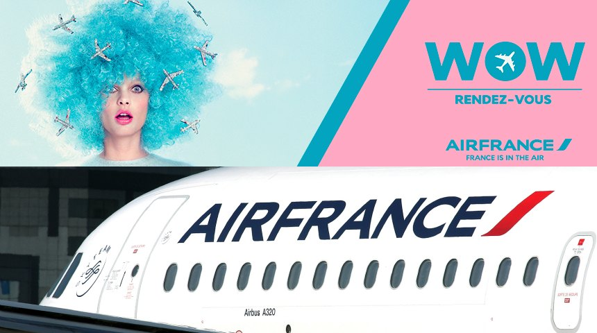 airfrance wow