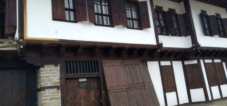 Трявна - възрожденски къщи и възрожденски дух