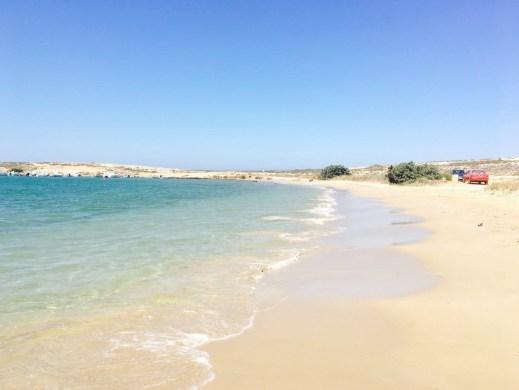 plaje insula paros