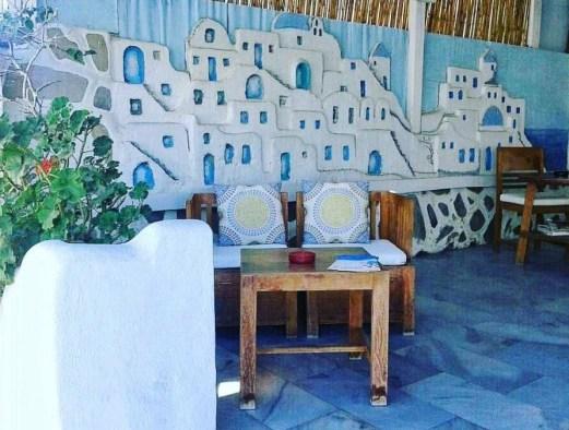 taverne restaurante paros grecia