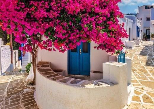 locuri frumoase paros grecia