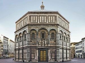 Il Battistero San Giovanni din Florența