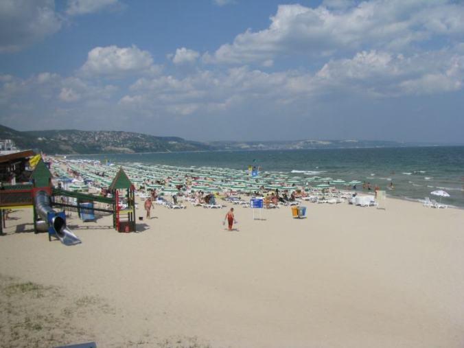 Albena - beach
