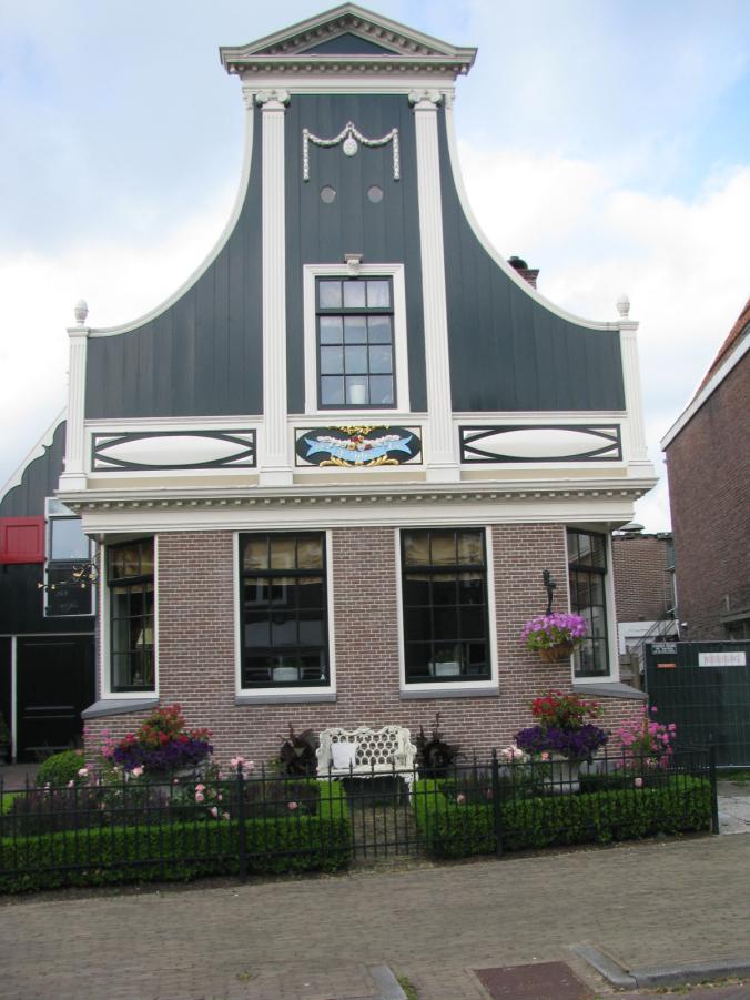Amsterdam - zaanse schans house