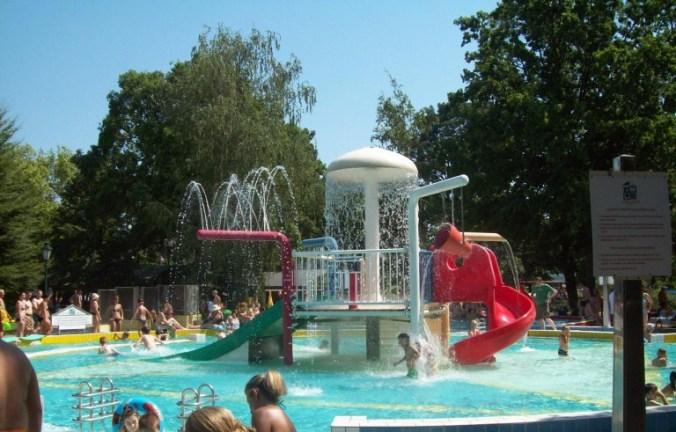 AquaPalota Gyula - kids pool