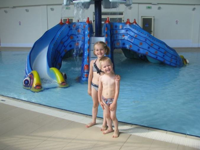 Aqualand Deva - kids pool