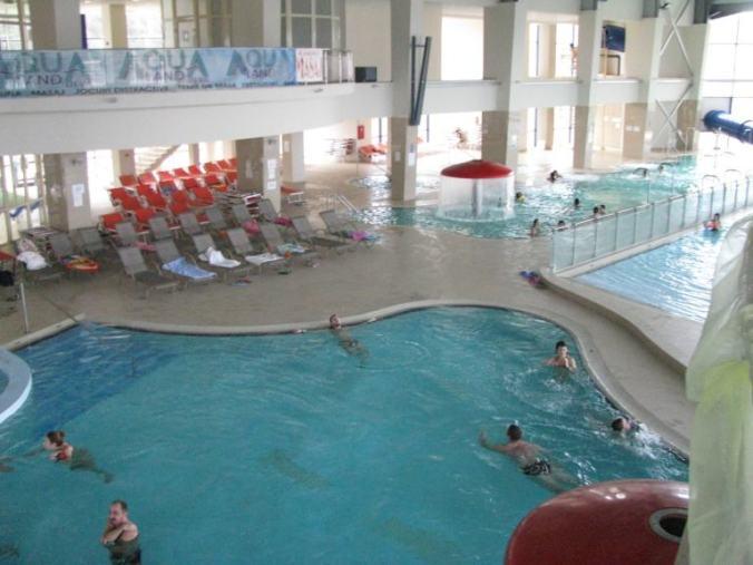 Aqualand Deva - pools
