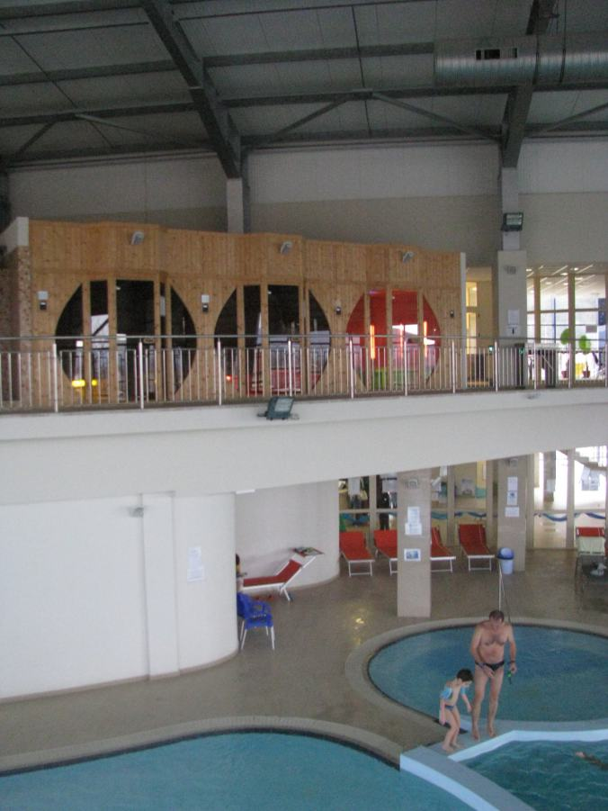 Aqualand Deva - sauna