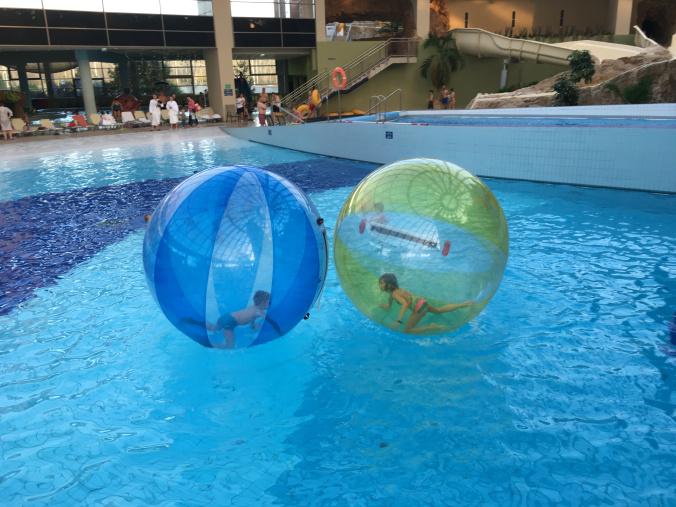 Aquaworld Budapesta - play