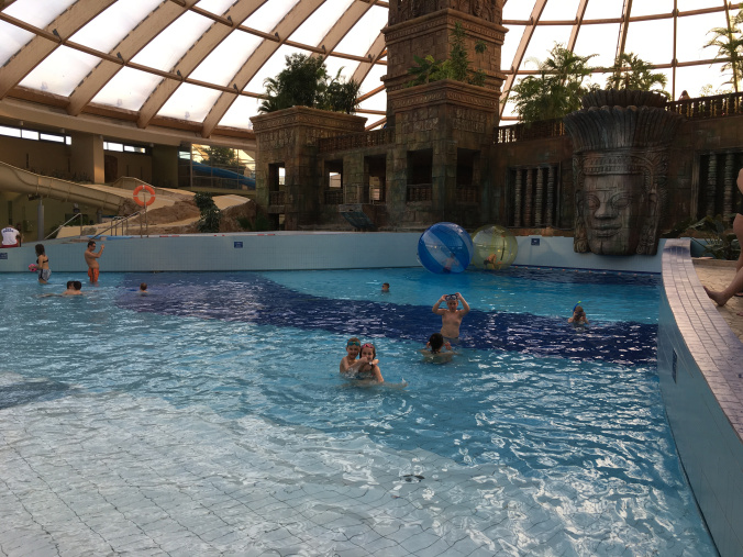 Aquaworld Budapesta - pool