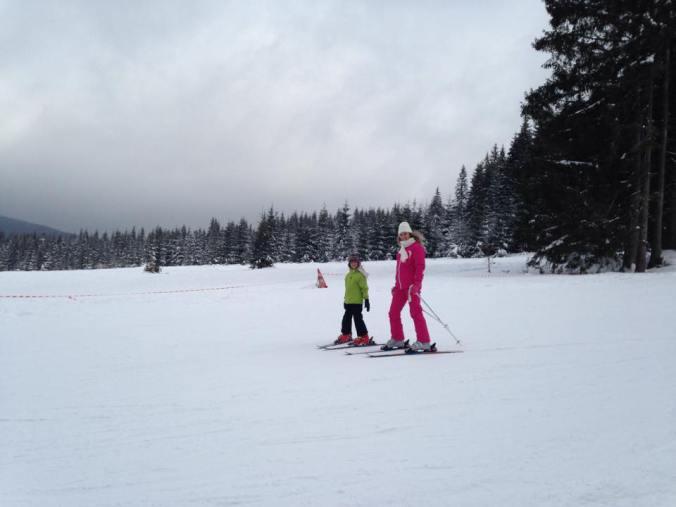 Arieseni, Sovata si Bucin - bucin skiing