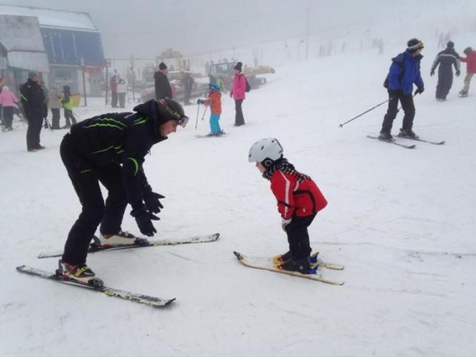 Arieseni, Sovata si Bucin - ski monitor