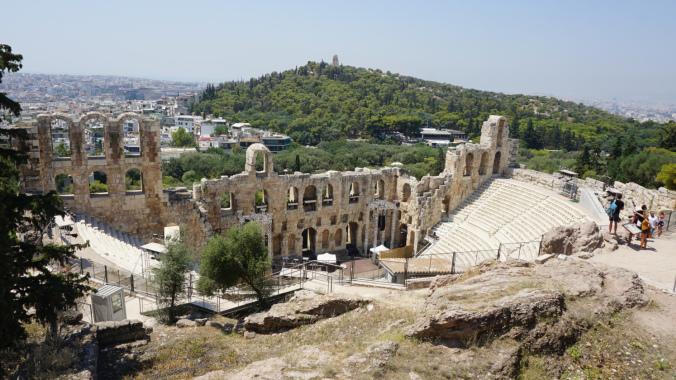 Atena - acropolis1