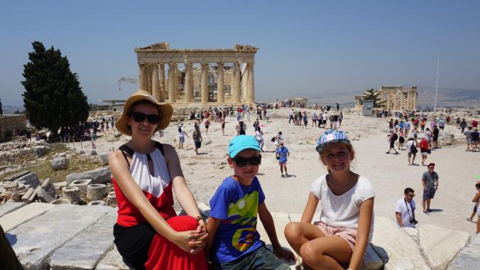 Atena - acropolis3
