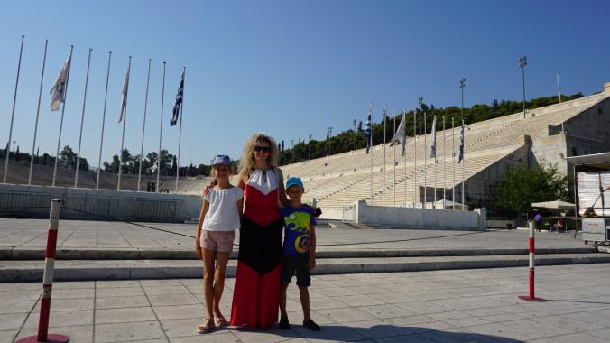 Atena - kallimarmaro stadium