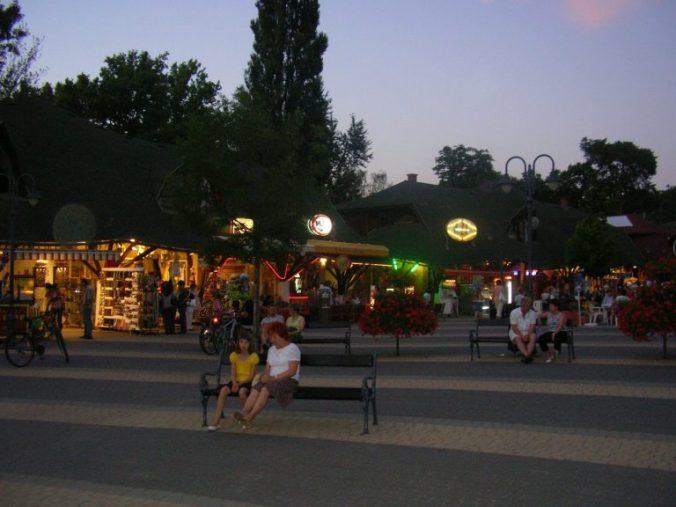 Balaton - by night