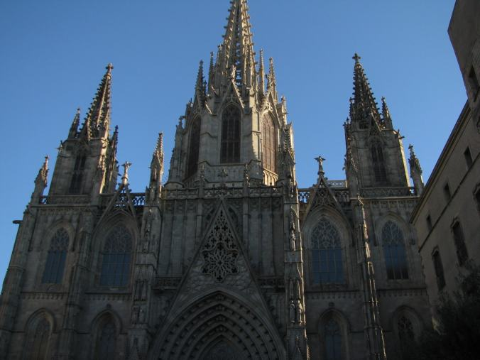 Barcelona - church