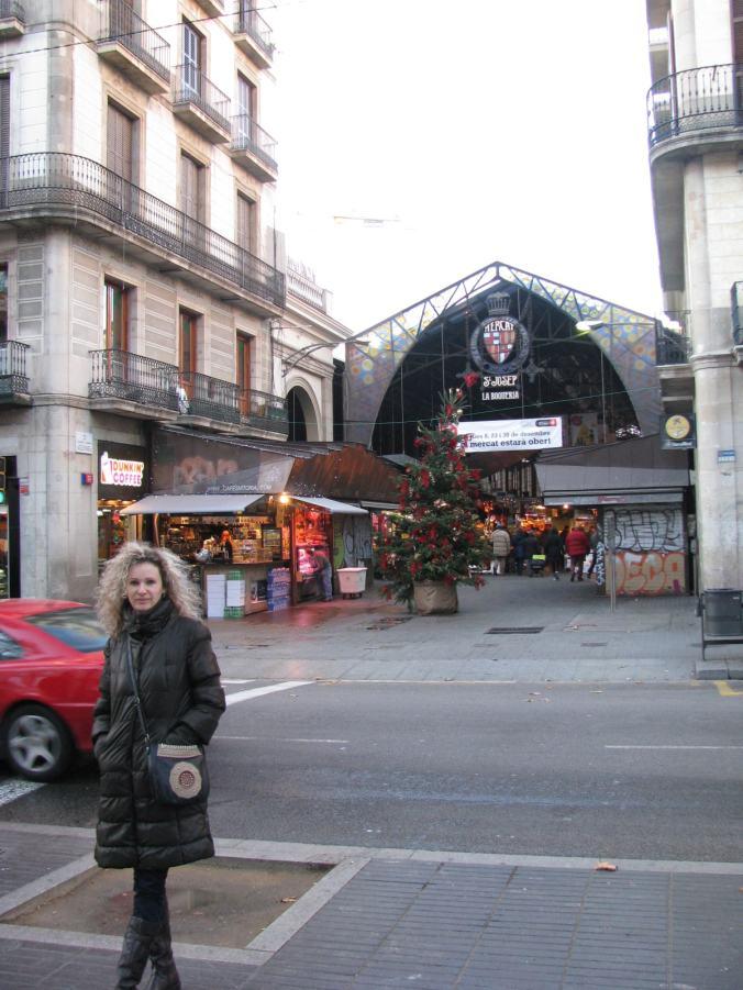 Barcelona - la boqueria