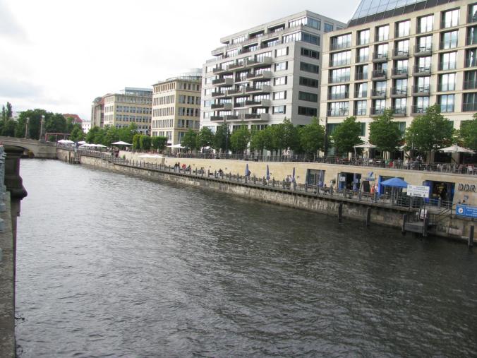 Berlin - river