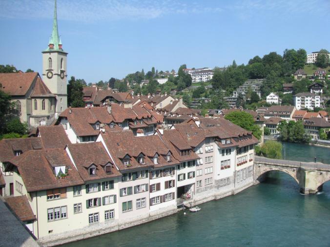Berna - Nydeggbruck