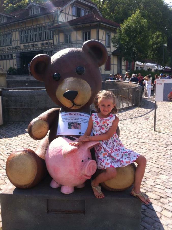 Berna - bear