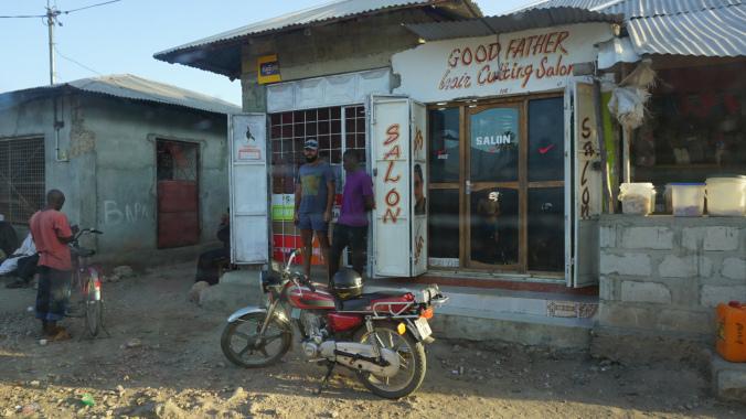 Blue Safari - zanzibar shop