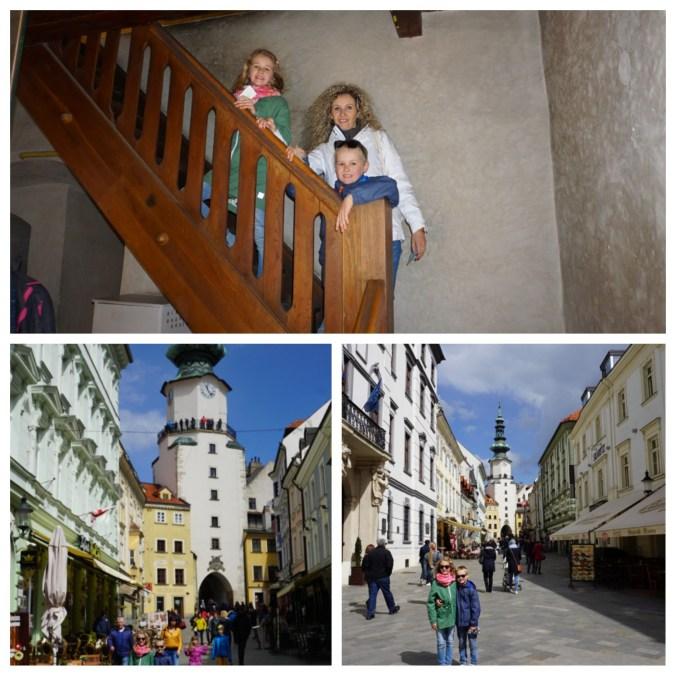 Bratislava - michael's gate 2017