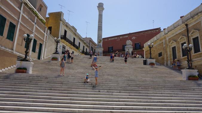 Brindisi - column