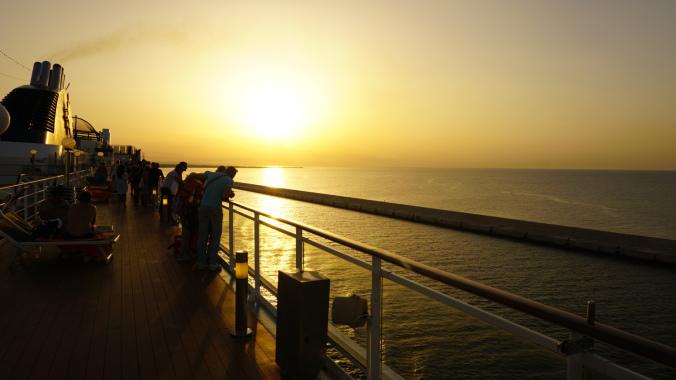 Brindisi - sunset