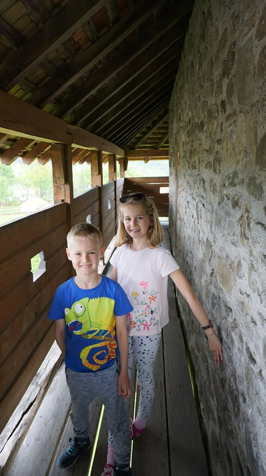 Bucovina - manastirea humorului observation point