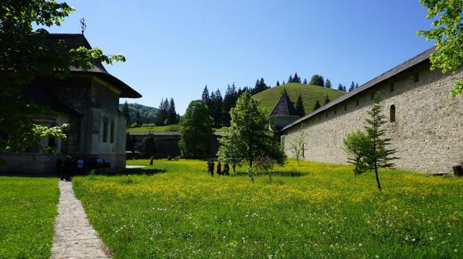 Bucovina - manastirea sucevita
