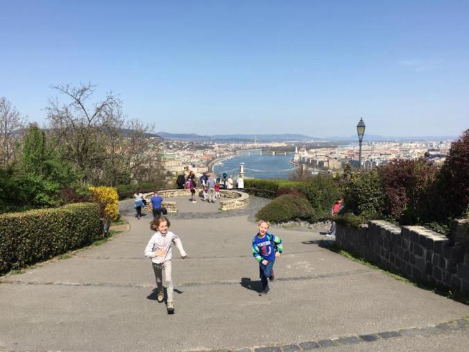 Budapesta - citadellla