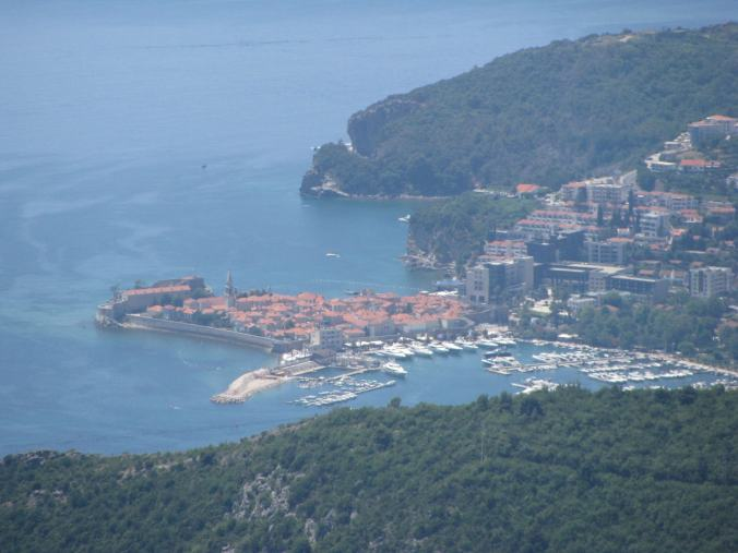 Budva - views
