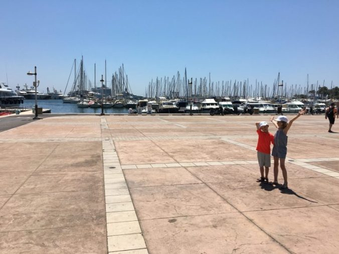 Cannes - port1