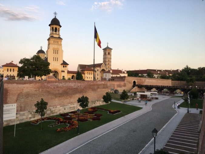 Cetatea Alba-Iulia - church