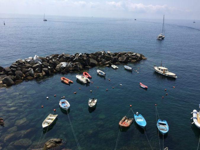 Cinque Terre - riomaggiore bay