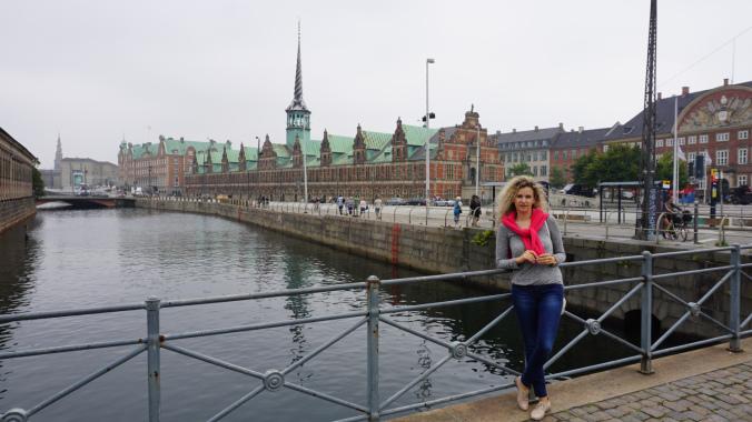 Copenhaga - bridge