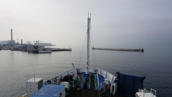 Copenhaga - helsinborg boat