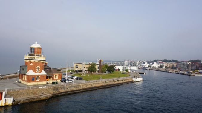 Copenhaga - helsingor