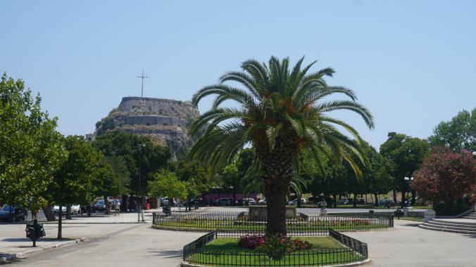 Corfu - view