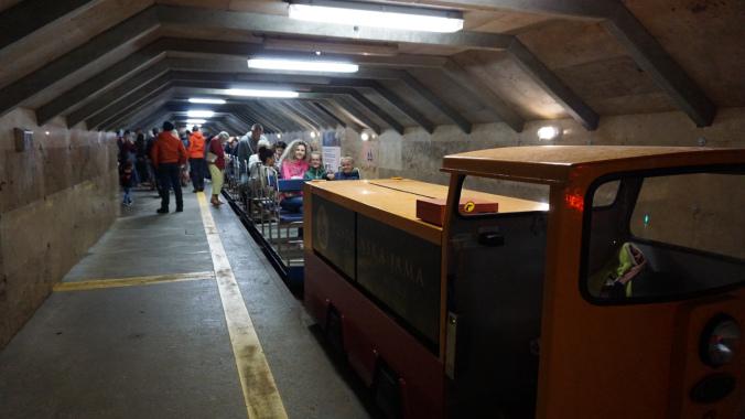 Croaziera pe Mediterana -postonja train