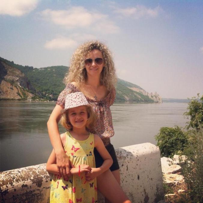 Defileul Dunarii - dunarea