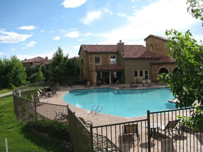 Denver - pool